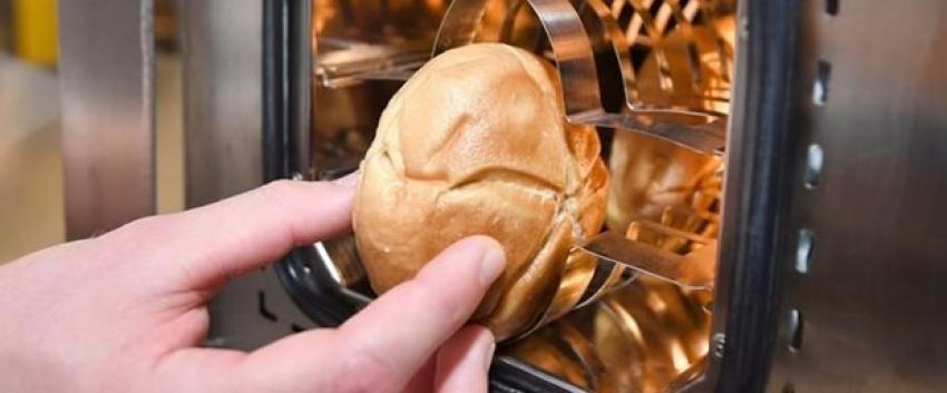 Uzayda taze ekmek için yeni proje