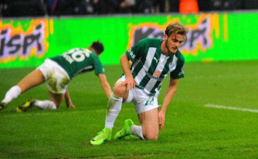 Bursaspor'un kaybı büyük!