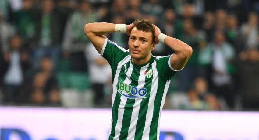 Bursaspor 8 puan kaybetti!
