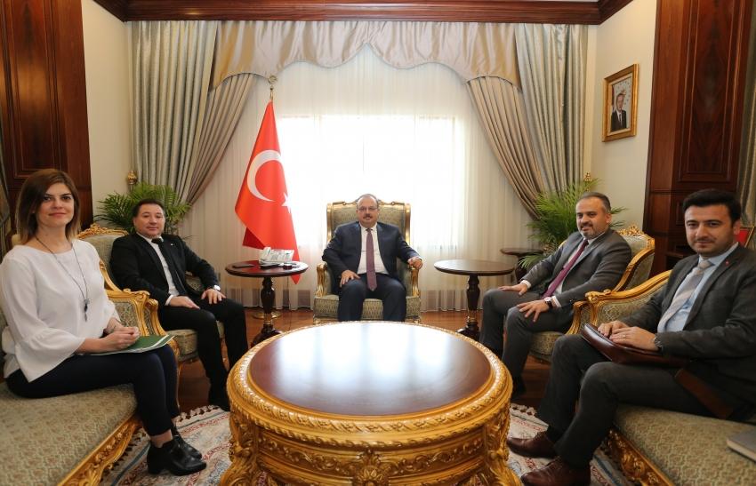 Valilikten Bursaspor'a destek kampanyası açıklaması