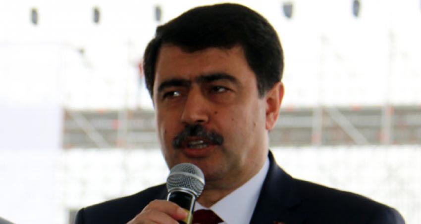 Vali Şahin'den, Demirtaş'ın iddialarına yanıt