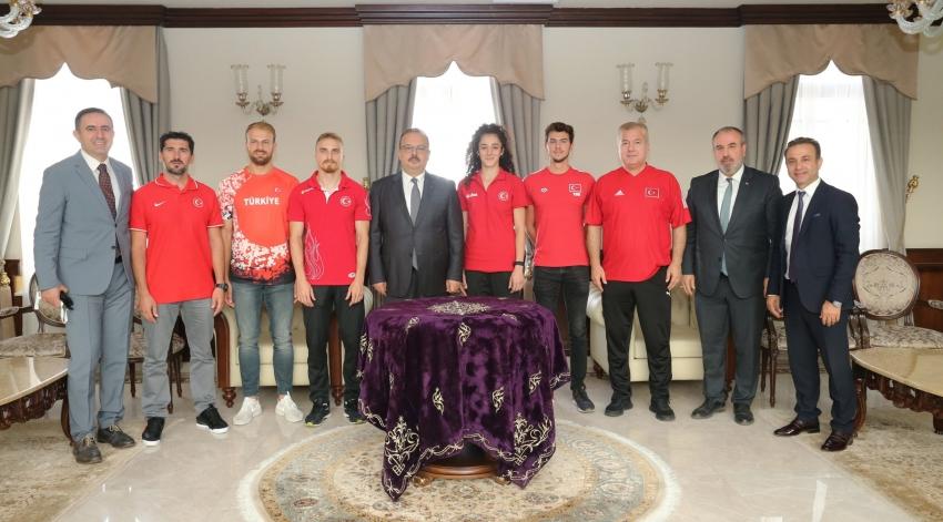 Bursa'dan olimpiyatlara kimler katılıyor?