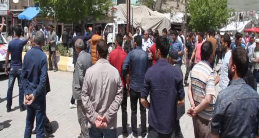 Van'da AK Partili vekile saldırı