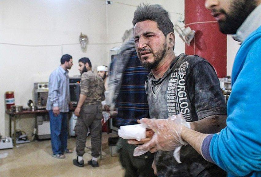 Esad ölüm yağdırdı