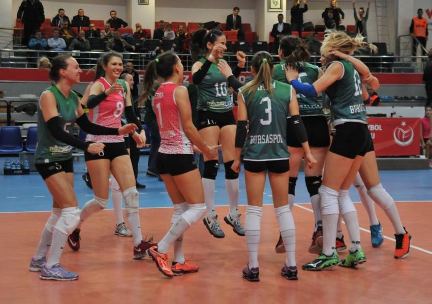 Bursaspor Yüksekoba'nın mucize kızları
