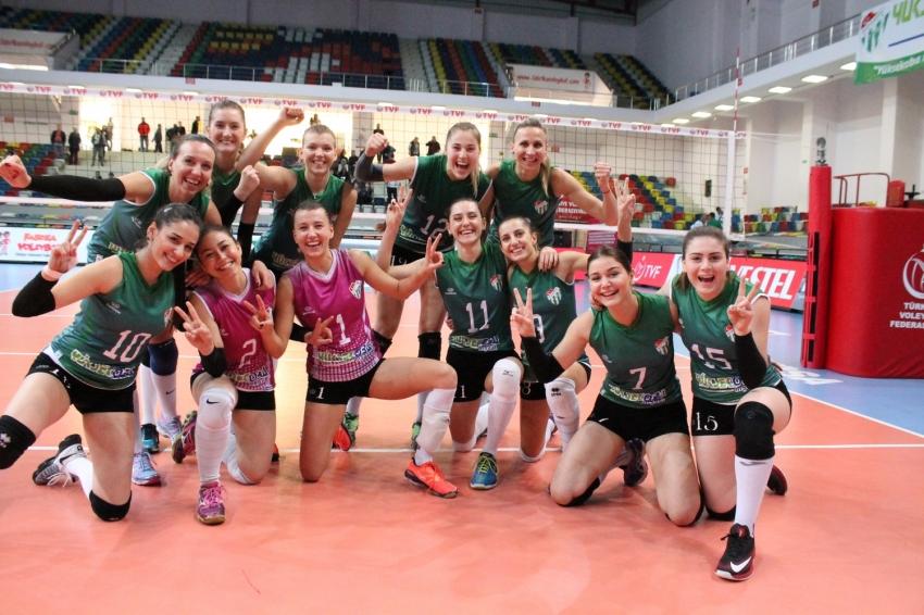 Gümüşhane Gençlerbirliği: 0-3 Bursaspor Yüksekoba