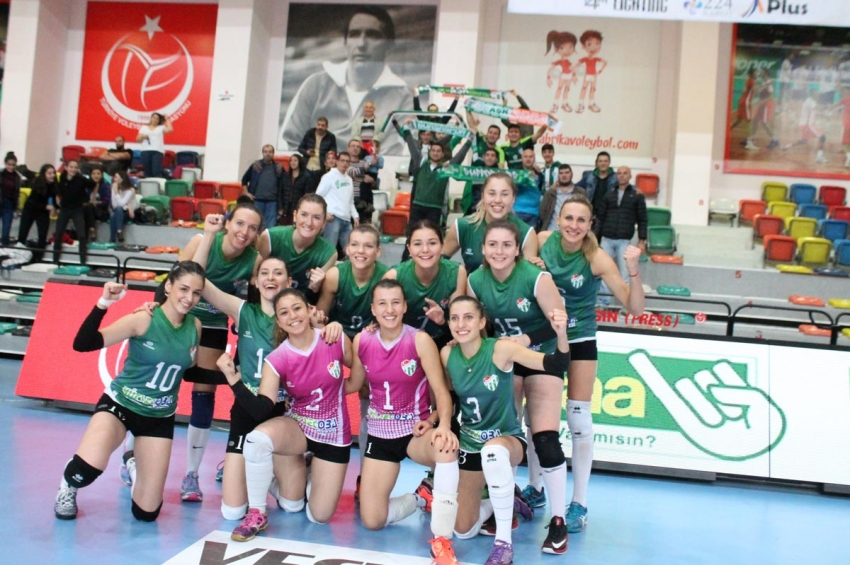 Bolu Belediyespor: 2-3 Bursaspor Yüksekoba
