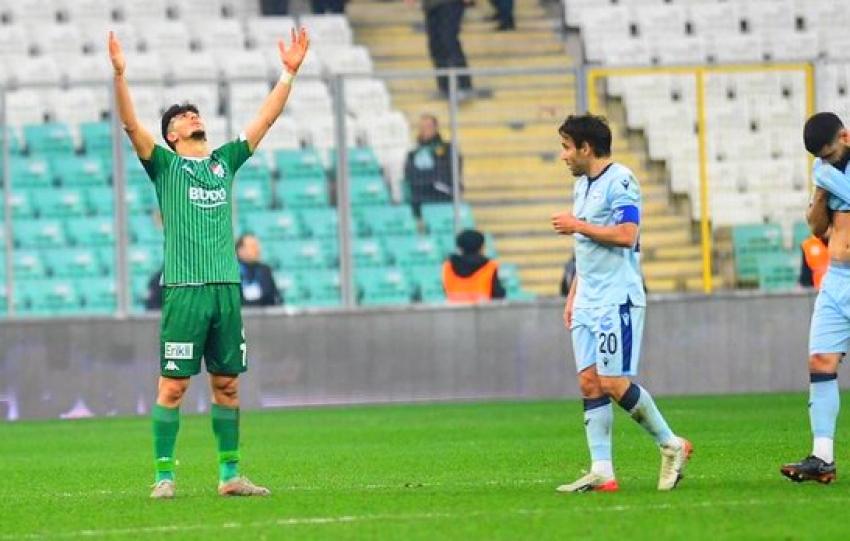 Bursaspor'dan Volkan Şen'e imalı gönderme!