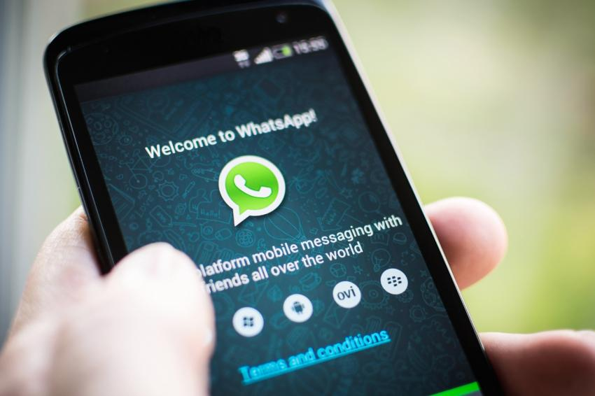Hırsızları WhatsApp yakalattı