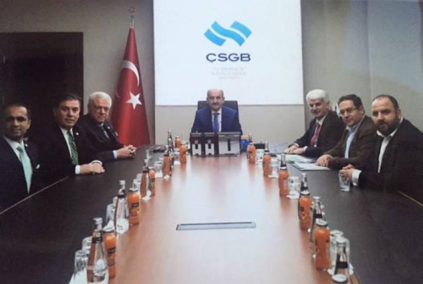 Yönetimden Ankara çıkarması