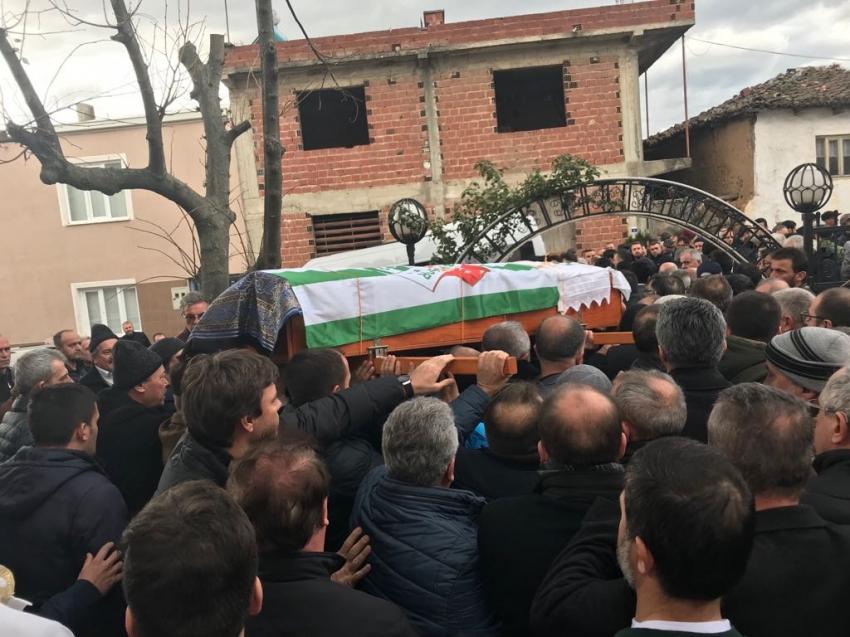 Mehmet Demir'e son görev