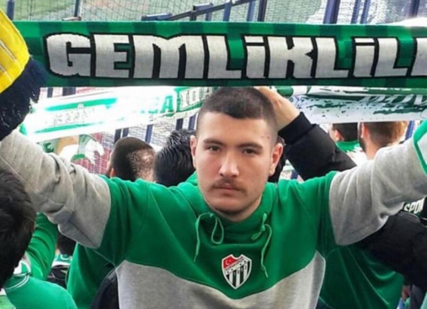 Bursasporlu oyunculardan Yüksel Utgin mesajı