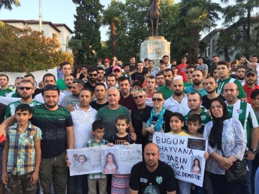 Bursaspor taraftarı idam istiyor!