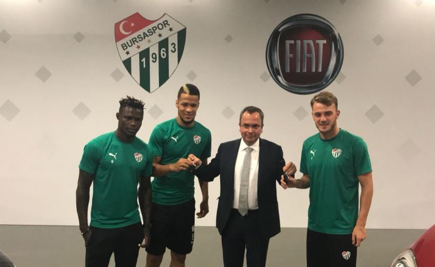 Bursaspor ile TOFAŞ'tan dev imza!