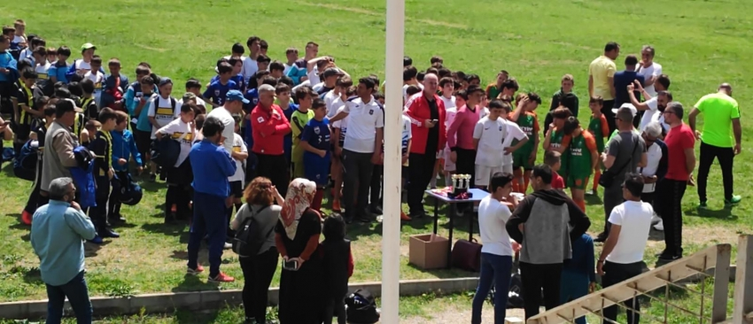 İznik'te futbol şöleni