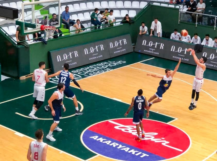 Final Gençlik, Bandırma Kırmızı'ya teslim: 86-74