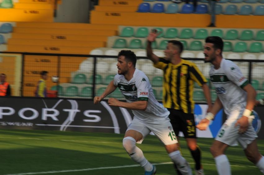 İstanbulspor 1-2 Bursaspor