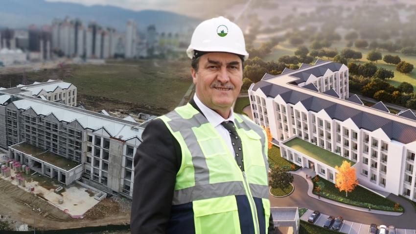 Osmangazi Belediyesi'nden Türkiye'de bir ilk