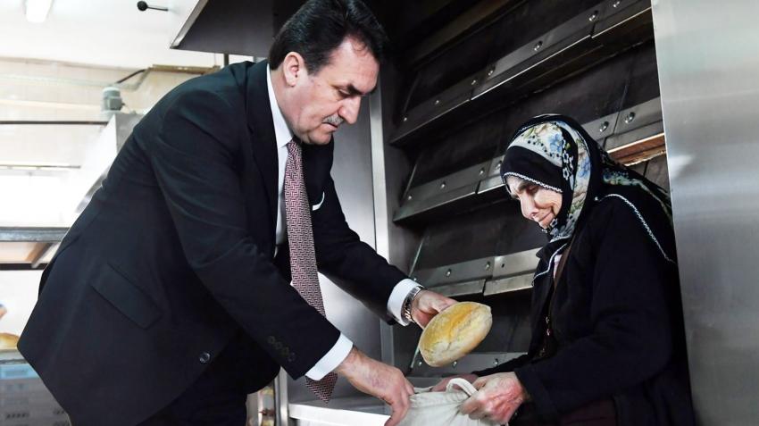 Sosyal belediyeciliğin en güzel örneği Osmangazi'de