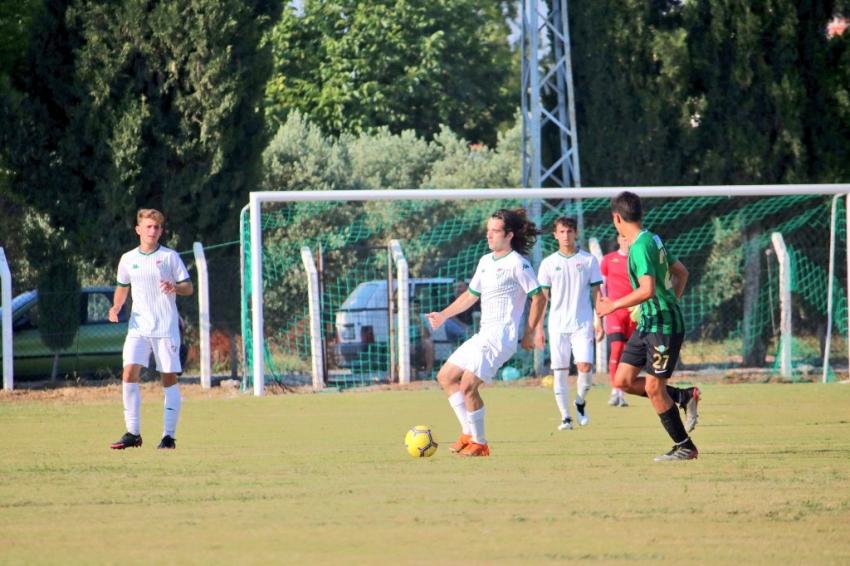 Bursaspor U-19 takımı Play-Off'larda