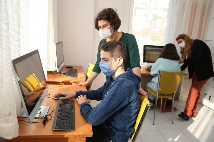 Nilüfer'den kırsal mahalleler için ücretsiz internet hizmeti