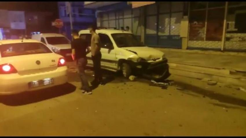Bursa'da babasının arabasını kaçıran çocuk...