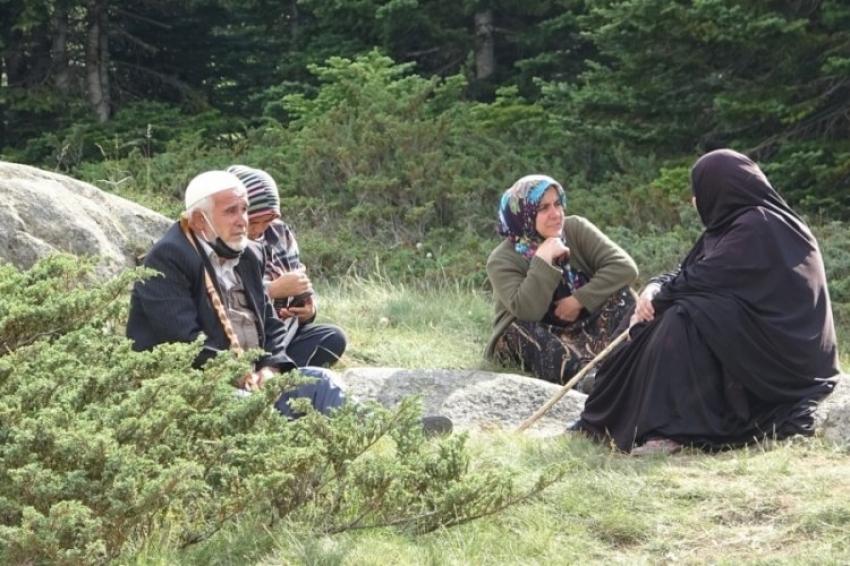 Uludağ'da kaybolan kadın henüz bulunamadı