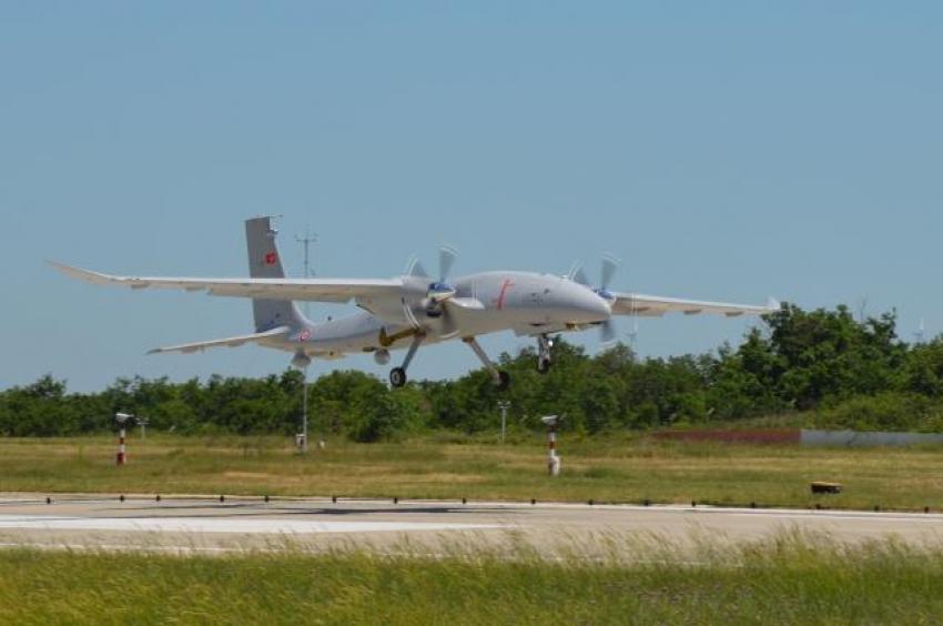 Bayraktar Akıncı S-1 testleri başarıyla geçti