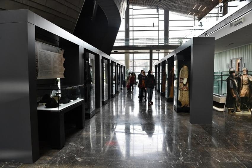 Bursa Fetih Müzesi'nde büyük ilgi gören sergi