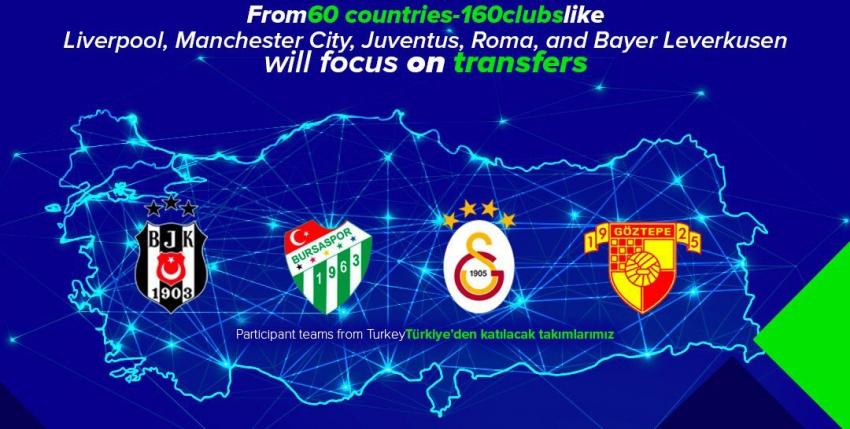 Dünya Futbol Zirvesinde Bursaspor var!