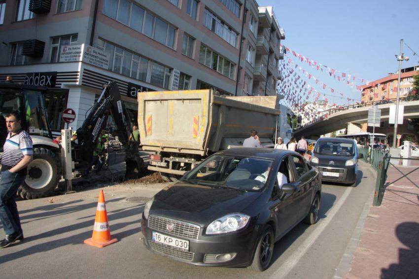 Bursalı sürücüler çileden çıktı