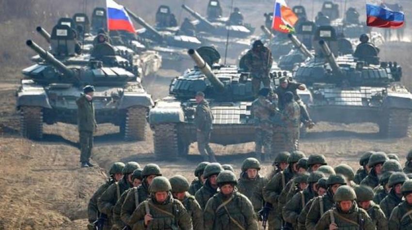 Rusya savaşa hazır!