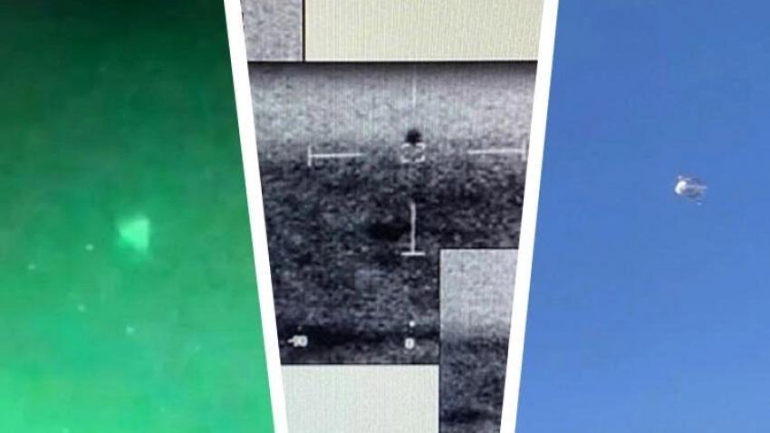 Pentagon UFO görüntülerini doğruladı