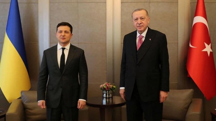 Türkiye-Ukrayna ilişkileri