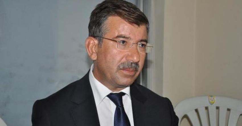 AK Parti Şanlıurfa milletvekili Mehmet Ali Cevheri'nin acı günü