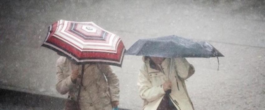 Şemsiyeleri  almayı unutmayın!