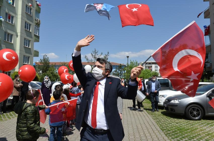 Yıldırım'da Cumhuriyet Bayramı