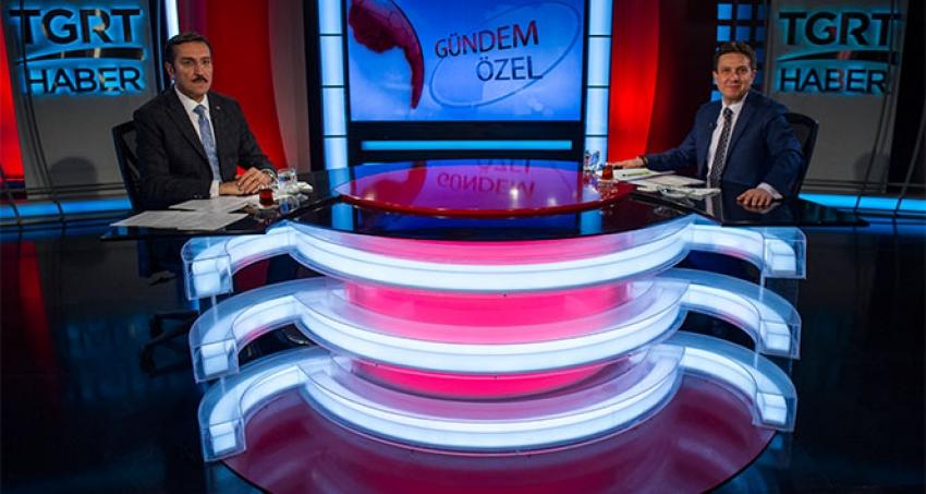Bakan Tüfenkci'den flaş yemek kartı açıklaması