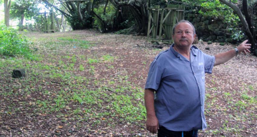 Yerli Robinson Cruose, 15 yıldır bu adada tek yaşıyor