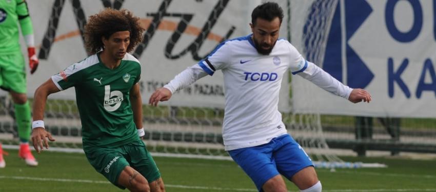 Yeşil Bursa 1-3 Ankara Demirspor