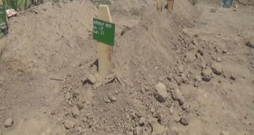 'Yeşil' Erzincan'a mı gömüldü?