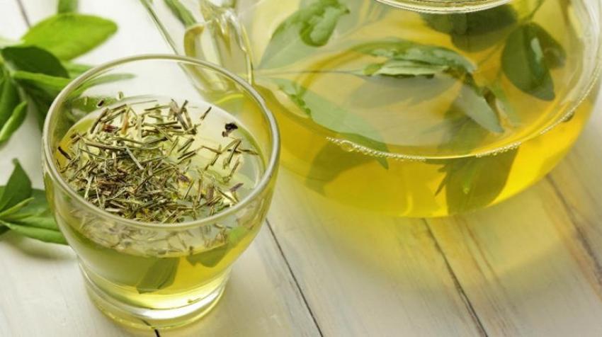 Güzellik için de yeşil çay!