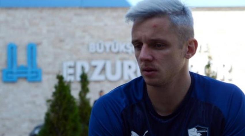 Yılmaz Vural'a küfreden Novikovas içini döktü