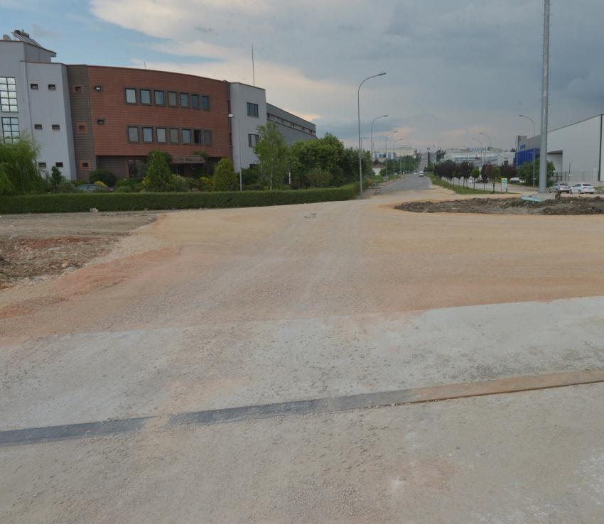 Bu yol Bursa'nın trafik yükünü azaltacak!