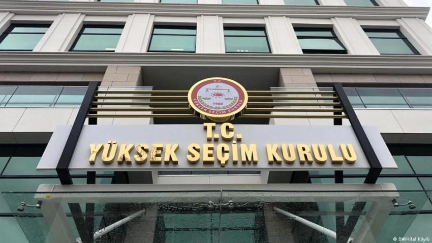 YSK, illerin milletvekili sayılarını yeniden düzenledi