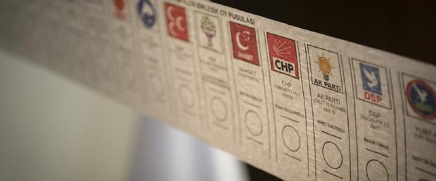Güven'den seçim güvenliği açıklaması