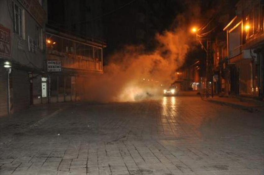 Yüksekova'da ikinci Kobani gösterisi
