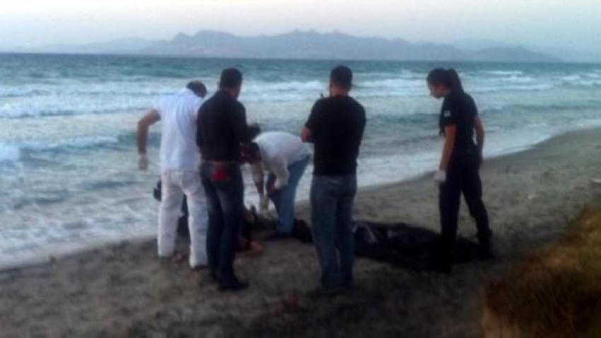 4 kaçağın cesedi Yunan kıyılarına vurdu