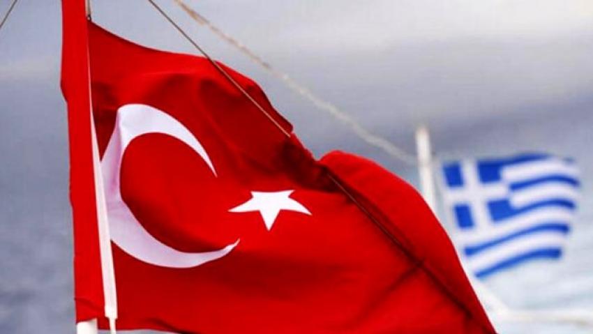 Yunanistan tansiyonu arttırmaya devam ediyor!