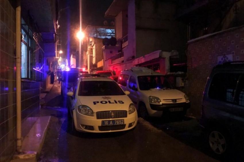 Bursa'da bıçaklı saldırı